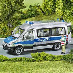 Siku-Politie-voertuigen