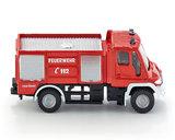 Siku Unimog brandweer (schaal 1:87)_