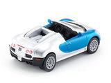 Siku Bugatti Veyron Grand Sport (schaal 1:55) OP=OP_