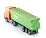 Siku vrachtwagen met tipping oplegger (schaal 1:87)_