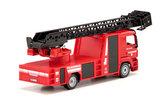 miniatuur ladderwagen