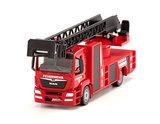 Siku MAN brandweer ladderwagen (schaal 1:50)_