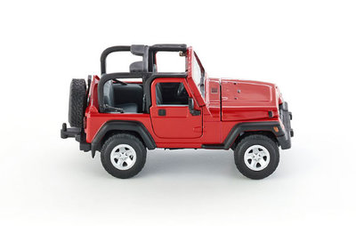 Siku Jeep Wrangler (schaal 1:32)