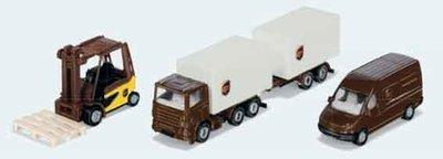 Siku UPS logistiekset