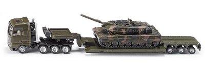 Siku Zwaartransport met tank