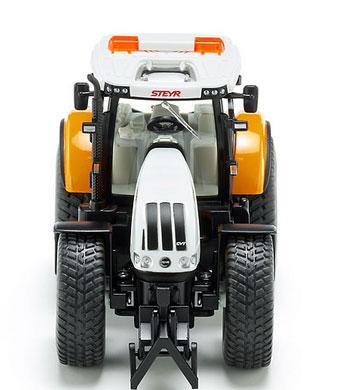 Steyr CVT 6240 tractor (schaal 1:32) OP=OP