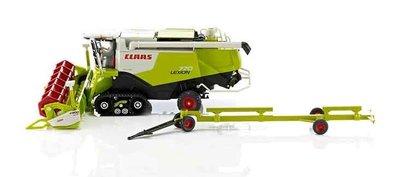 Claas Lexion 770 combine