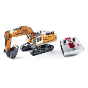 Siku remote control Liebherr graafmachine